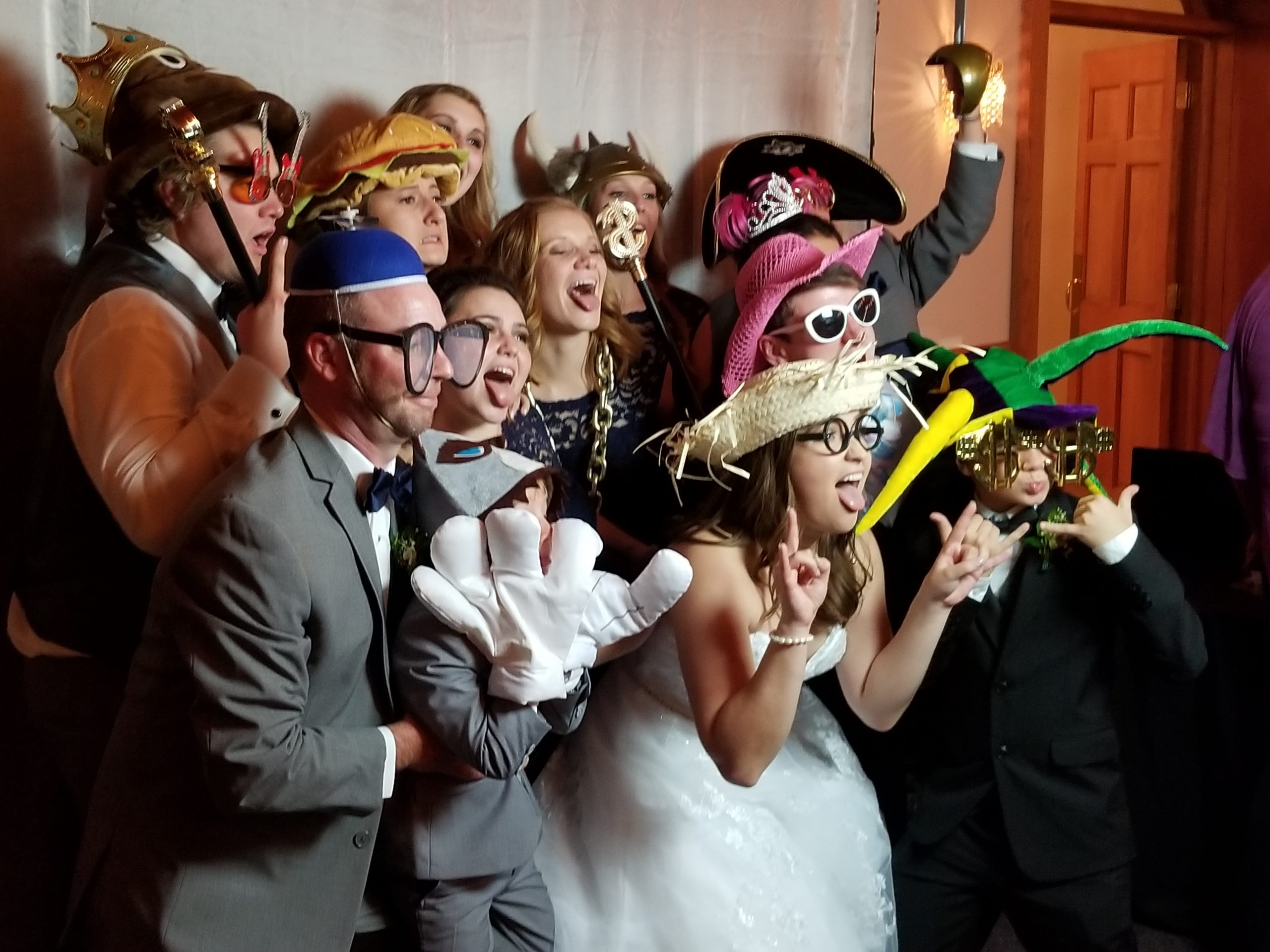 Looking for the best in fun, quality entertainment? You just found it! M & T Event Entertainment is the best in the Eastern Panhandle! Photo Booth fun!