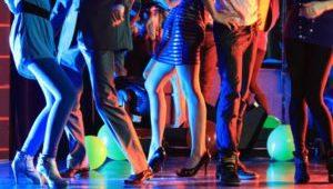 Lighting make the dance floor more fun!